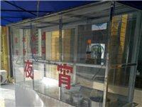 不锈钢架,长2米宽90公分,3层,做烧烤,卖凉粉最好,