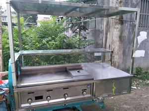 餐架,扒炉出售