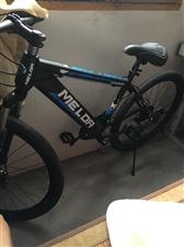 这个自行车买来就用了一次