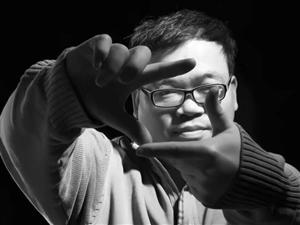 著名青年山水画家蔡春生先生作品入选中国美协作品