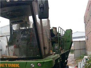 谷王玉米收割机
