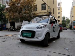 转让御捷Q5H电动汽车 出售自用白色御捷Q5H电动汽车。带倒车影像天窗四门中控锁遥控钥匙。大电池。跑...