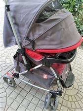 转让好孩子婴儿推车,能躺能坐,京东上买的,前年冬天购买。