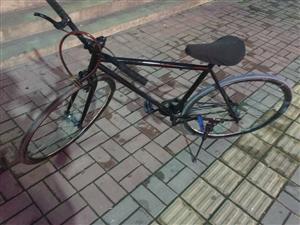 死飞自行车!!黑色,可当面交易