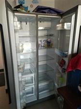 一年多的新飞无霜风冷冰箱,低价出售,冰箱没有任何问题,看上的联系,急急急,价格可以商量