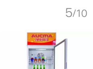 九成新冷藏展示柜,澳柯玛牌子,375容量,因拆迁用不上了便宜处里,京东上买的1950元,现900元卖...