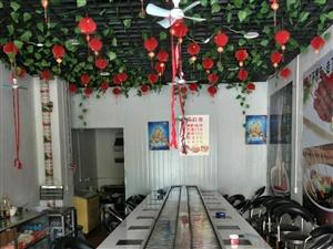 星星冰柜,八成新,餐厅凳,旋转串串等餐饮用品低价出手。