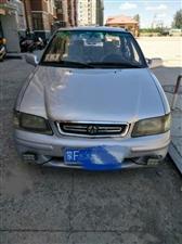 私家车出售:2010年9月份夏利A+,价格面议!非