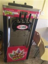 出售二手冰淇淋机 广绅电器 用了两年 8成新