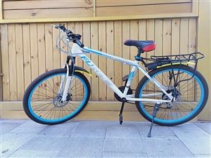 本人有全新山地自行车一辆,放置两年无用现处理 价格面议