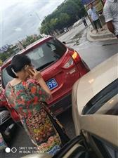 真实事件:金沙平台二中红绿灯路口遇碰瓷专业户真恶心