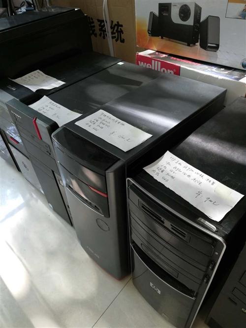 一批單位電腦 ,成色新, 配置高,有些帶獨立顯卡 都是原裝品牌主機,  適用辦公 LOL 等用途 ,...