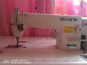 本人有一九成新家用电动缝纫机出售,价格面议。王女士,13893799506