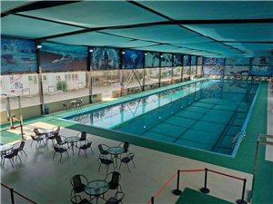鄂州启航游泳馆四季恒温泳池已开放
