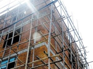 承接搭建外墙毛竹架,安全可靠,有意者请联系!
