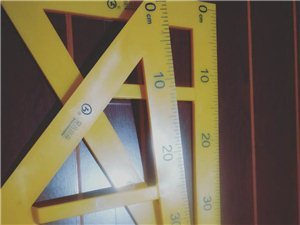 50厘米的三角尺,新的