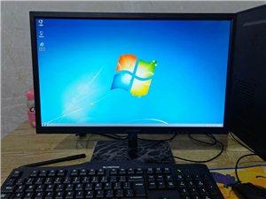 转让台式电脑    刚用3个月   配置:CPU英特尔G3930    技嘉主板    4G内存  ...