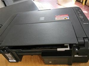 佳能彩色喷墨打印复印一体机,由于需求量加大遂转手,加墨即用,没有任何毛病,适合小型办公及家庭使用