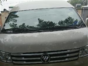 出售京牌福田G9一辆14座2017年11月个人一手车车手续齐全电话18032620697