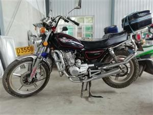 125力之星摩托车
