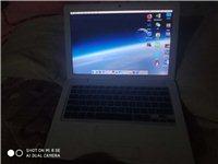 苹果macbook pro,买了一年多,一直贴着膜用,没什么磕碰。Win7和苹果双系统切换。现在马上...