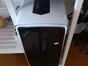 出售2台电脑都可以玩大型游戏一台e5  8g   显卡790      屏幕27吧忘记了反正挺大的 ...