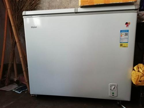 转让 一个冰箱,两个空间的,才买了一个月,海尔牌的,买时1999,价格可议,有要的联系,电话?? ...
