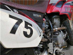鑫源x2越野摩托车,250水冷四气门发动机,动力强劲,法斯特减震不漏油,有手续,正规牌。新车落地一万...