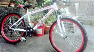 出售一辆二手自行车,8-9成新,新车价格800多,二手价400-500,要的骚扰我187253231...
