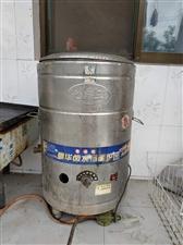 处理煮面炉  火烧炉子九成新 也可单要 电话13733393453