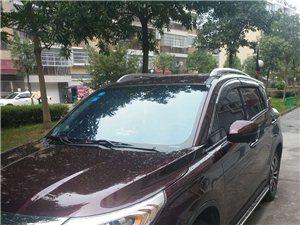 广汽传旗GS4高配17年9月份的车