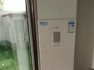 出售美的空调柜机 72的 三相电 买了一个月左右 没用过 保修单 票都有 有需要的联系