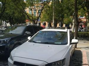 三菱翼神2012年手自一体,1.8排量,10万公里,新换的轮胎,背户
