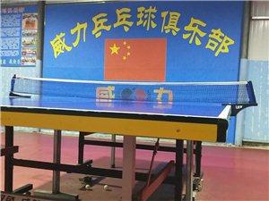 威力乒乓培训中心