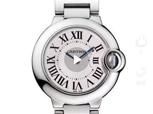卡地亚男士手表才买一年98新便宜卖