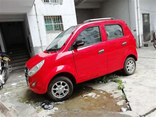 抛售九成新电动小汽车一辆,可油电两用。目前只跑了四百公里,充电六次。21000汉中购入,因女车主实在...