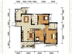 天生湖·万丽城3室 2厅 2卫