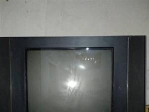 我有一台老式21寸长宏,电视机没坏过