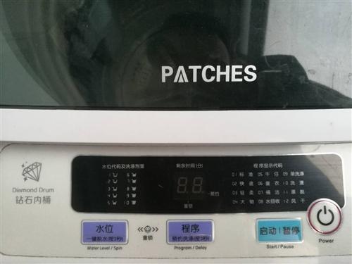 帕奇斯洗衣机,九五成新,购买不到一年,平时使用的少,维护的很好,没有任何问题,功能齐全,简单易上手,...