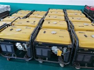 现货,出售二手大江汽油发电机,型号有3Kv 5Kv 6Kv。