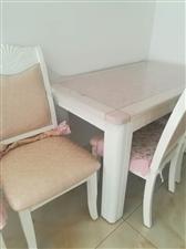 我入手渠道:家具商城 转手原因:家里家具位置重新安排,此餐桌尺寸太大了所以转手 规格尺寸:长1....