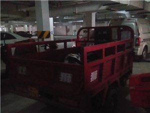 双狮牌机动三轮车,大马力,爬坡强,载货量大,手续齐全,低价转让