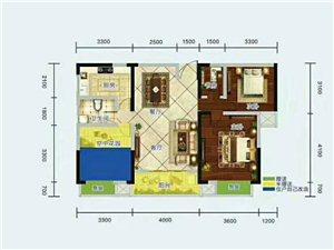 湘南学院附近3室 2厅 2卫50万元