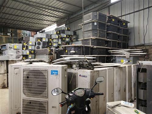高品質二手家用商用空調出租出售回收設計安裝一條龍服務。