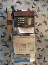 本人有大小电扇两台,大的八成新,有电镀椅4把(全新),有电话机两部(全部)。全部处理,给价就卖,过期...