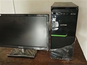 本人有一台组装电脑出手刚买3个月8成新吧!