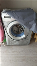 海尔全自动洗衣机,九成新,省电省水,2300买的,卖1300元,地址佳木斯澳门轮盘赌场县