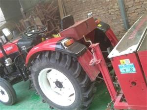 出售,洛拖400拖拉机一台,带小麦播种机一个,拖拉机9成新,因本人在外地,忍痛割爱。