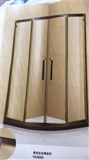 淋浴房移门批发,材料全,一手价格,省中间环节,懂得来