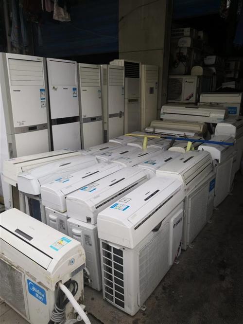 出售二手空調(格力,美的),洗衣機,全新的有空調,洗衣機,熱水器,油煙機,燃氣灶